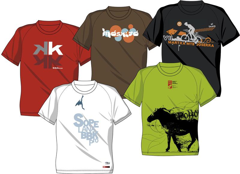 Serigrafia Brahi camisetas sudaderas en bilbao 5656e180f9757